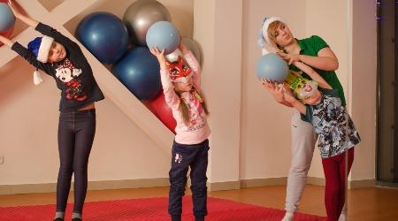 лечебная физкультура для детей