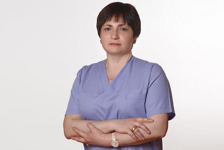 Повитчан Оксана Юрьевна