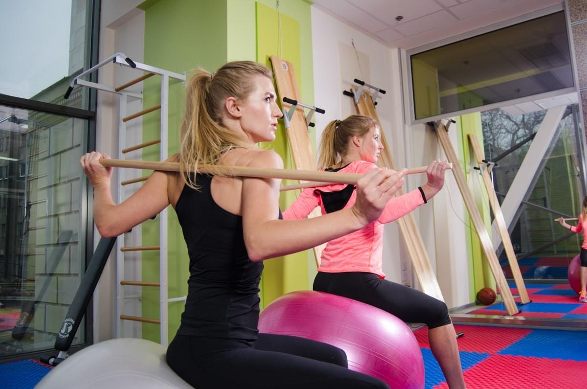 интенсивные тренировки Total Body