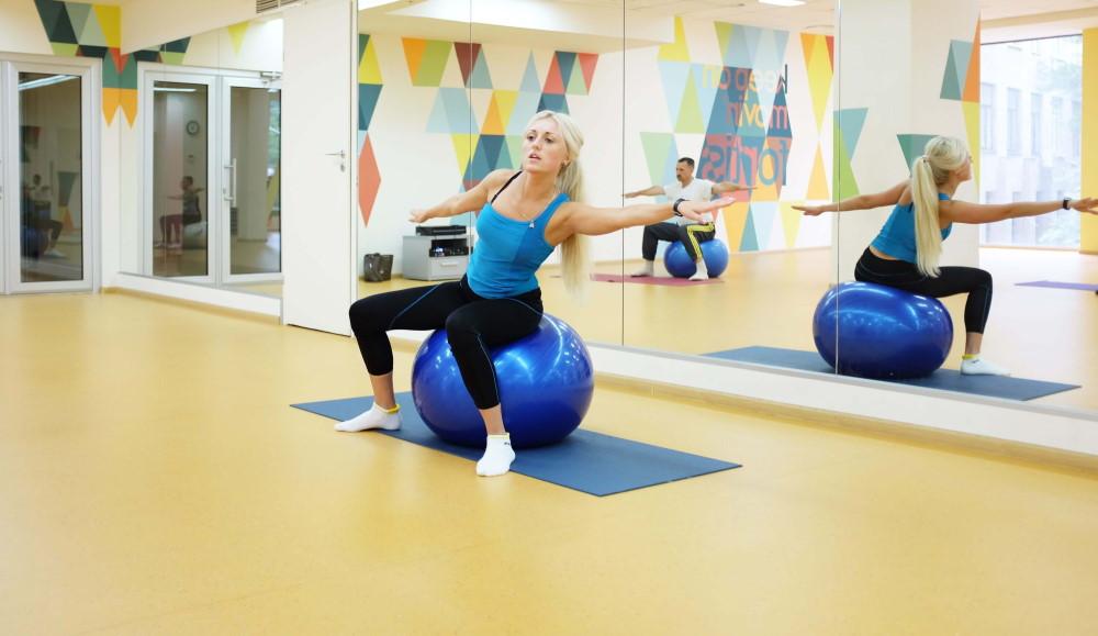 Суглобово-м'язова гімнастика