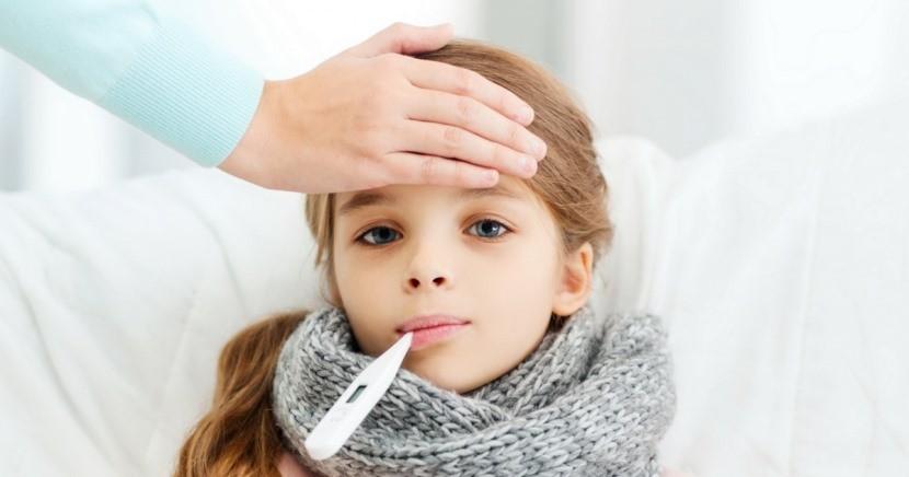 симптоми грипу у дітей