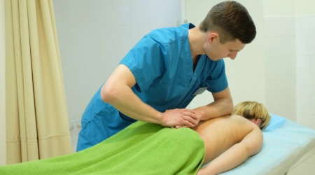 лечебный массаж харьков
