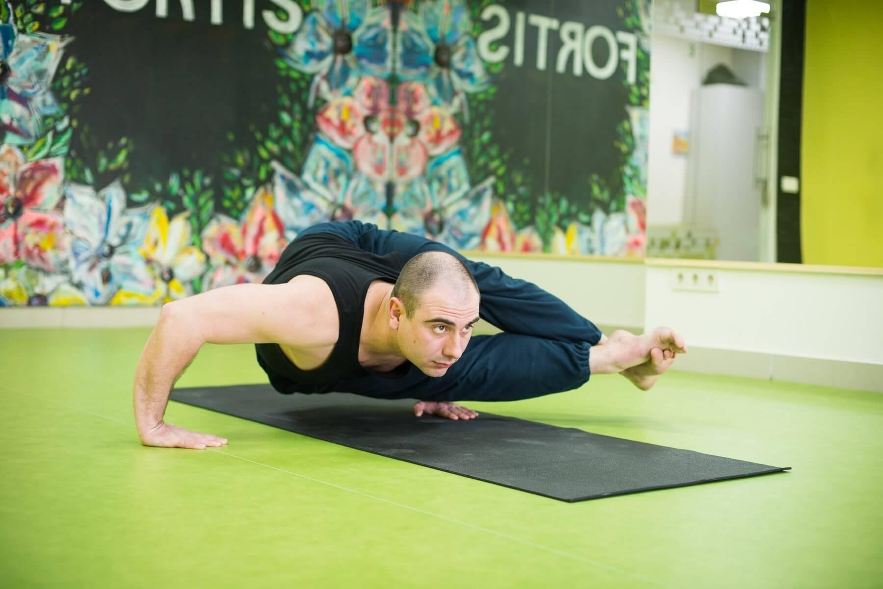 йога для начинающих харьков