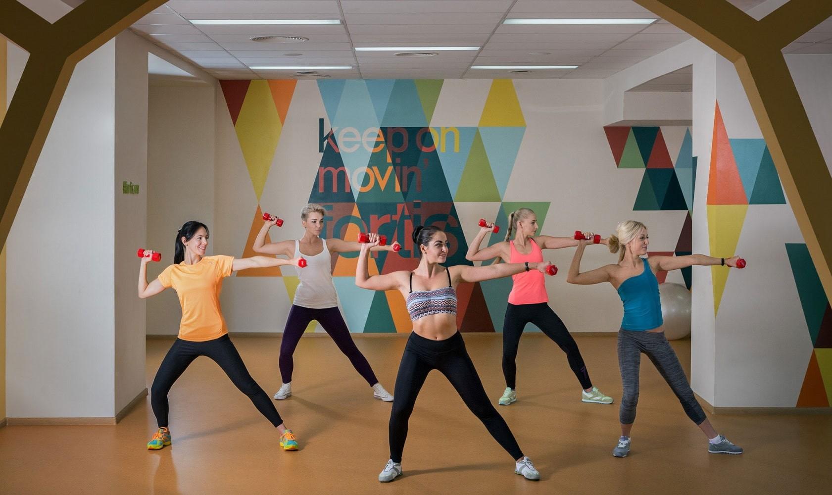 Fitness Intensive